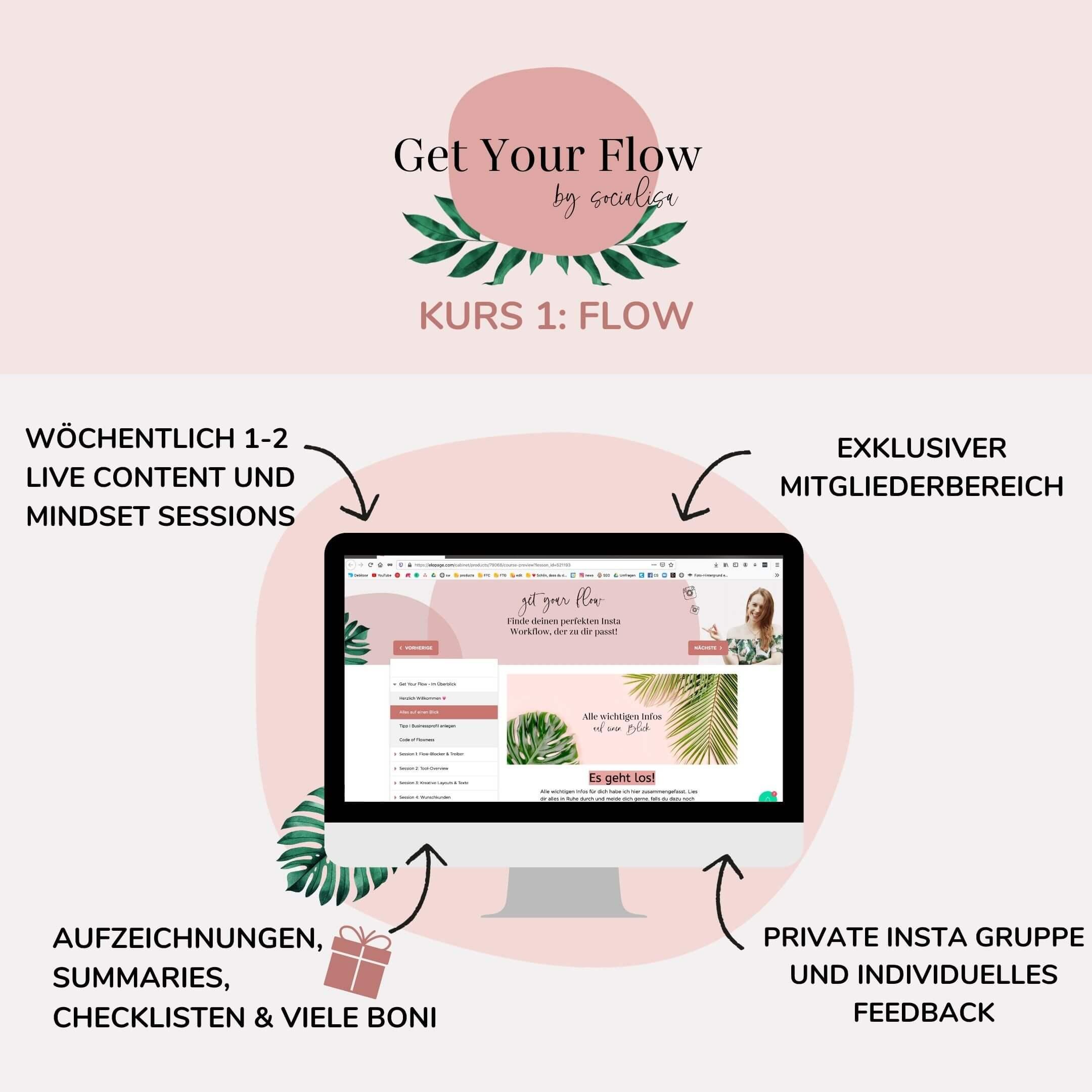 Get Your Flow Paket